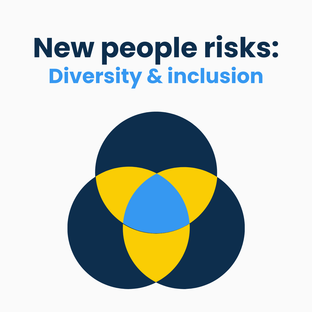 Diversity & inclusion: 1 of 6 new people risks in a hybrid work environment